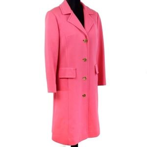 🌸🌷Early 60s hot pink spring coat🌷🌸